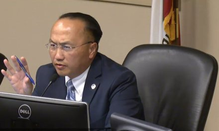 Tension At City Council Meeting As Mayor Steve Ly Calls Out People For Laughing During Barry Broome Presentation
