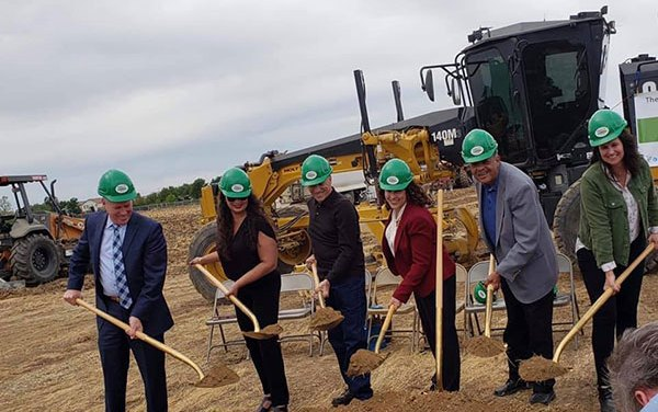 Franklin Elementary School Breaks Ground For New Location