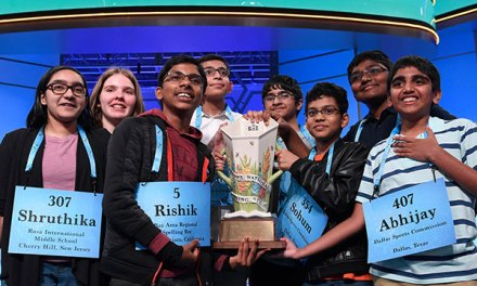 Scripps National Spelling Bee 2019 Ends In An Unprecented 8-Way Tie!!