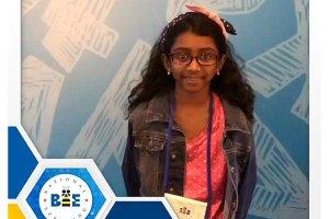 Nithika Rangan, 9