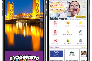 Sacramento4kids App Is A Godsend For Busy Parents