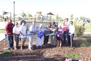 Kammerer Family Park Grand Opening