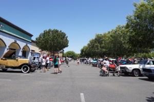 Dreamy Kars and K9s Car Show At Dreaming Dog Brewery