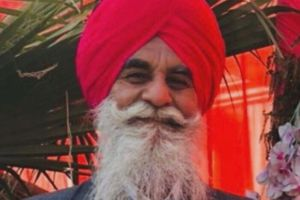 64 Year Old Sikh Grandfather In Tracy Dies From Stab Wounds