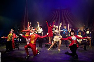"""Circus Vargas Show """"The Greatest of Ease"""" Coming To Roseville, Citrus Heights, & Folsom"""
