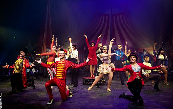 "Circus Vargas Show ""The Greatest of Ease"" Coming To Roseville, Citrus Heights, & Folsom"