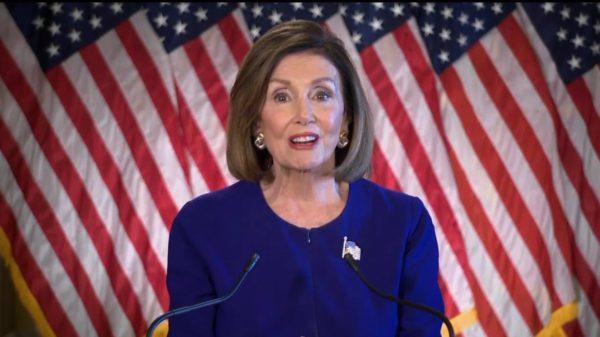 Nancy Pelosi Announces Formal Impeachment Inquiry Of Trump