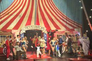 Circus Vargas Performers 2019