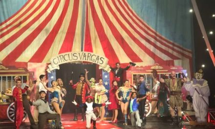 Happy 50th Anniversary Circus Vargas!