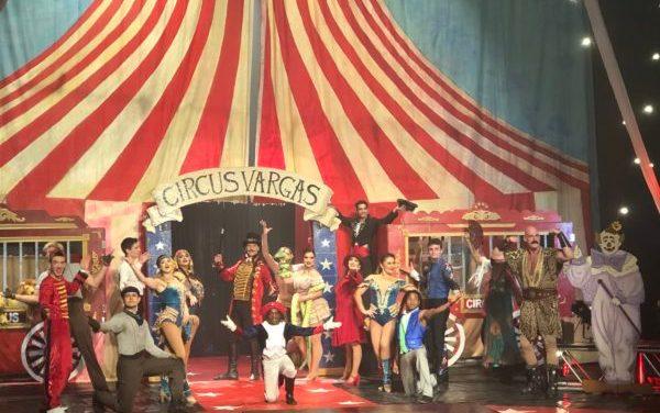 Happy 50th Anniversary Circus Vargas!