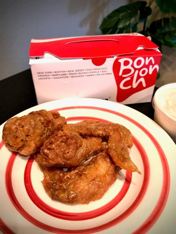Bonchon 10-piece Wing Meal/Roshá Hester