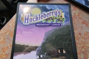Huckleberry's Is The Restaurant You're Looking For