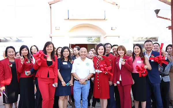 Mayor Steve Ly Attends Grand Opening of Independent Associates of Premier Financial Alliance