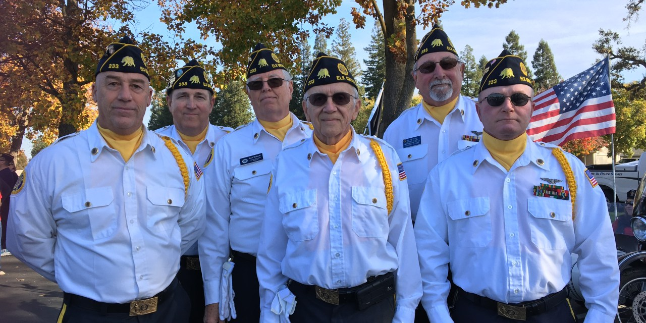 Elk Grove Celebrates 19th Annual Veterans Day Parade