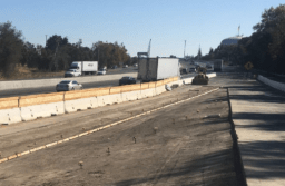 Pocket Road On-Ramp To Southbound I-5 Closure