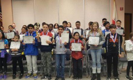 Congratulations Ogemdi Fox, Winner of Elk Grove Unified School District's Spelling Bee!