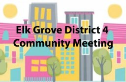 District 4 Community Meeting Addressing City's Plan To Build Affordable Housing To Be Held December 8