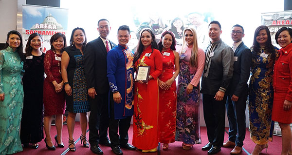 Asian Real Estate Association of America Sacramento Chapter Holds 11th Installation Gala