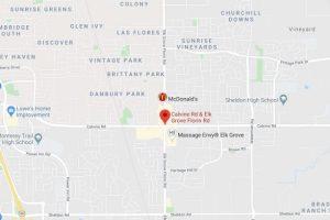 Stabbing Near Calvine Road & Elk Grove Florin Road