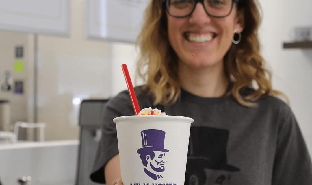 Community Spotlight: Kelly Boyles, Owner Of Milk House Shakes