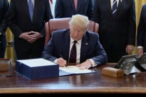 Trump Passes $2 Trillion Economic Stimulus Package, See Who Receives Stimulus Checks