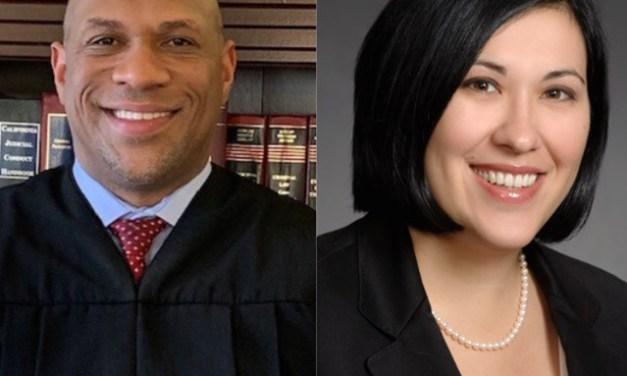 Governor Newsom Appoints Two Sacramento Superior Court Judges