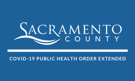 Sacramento County Extends Stay At Home Order Through May 1