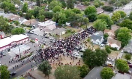 Curfews Enacted Across California As Protests For George Floyd Turn Violent