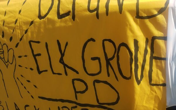 Elk Grove Black Liberation Collective Caravan Calls For Defunding Of Elk Grove Police