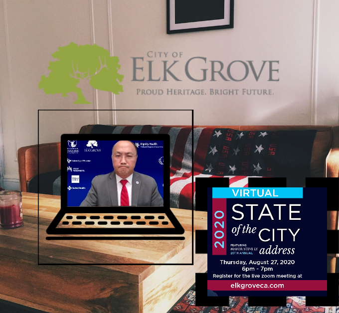 The State Of The City Elk Grove: Hope, Resilience & Determination