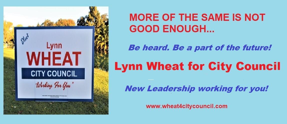 Lynn Wheat