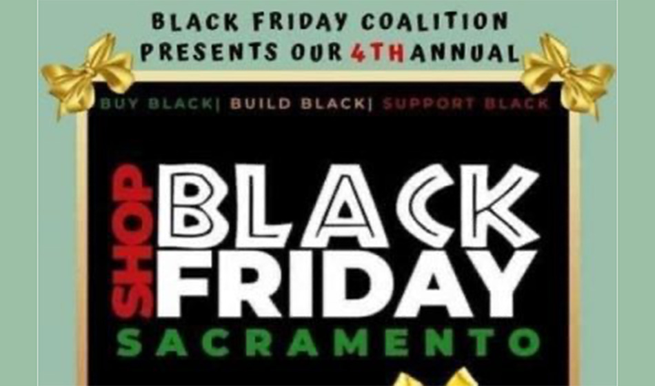 Shop Black Friday Coalition Presents 4th Annual Event In Sacramento