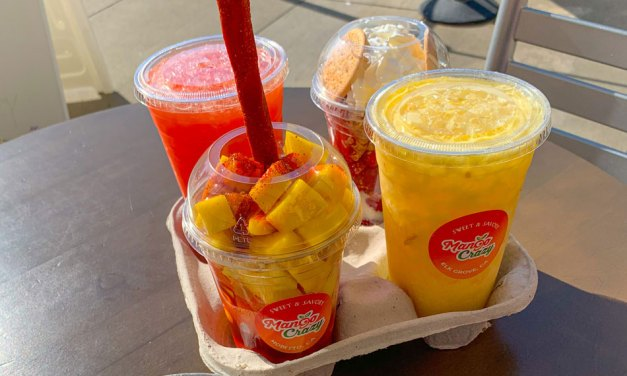 You'll Go Crazy For Mango Crazy