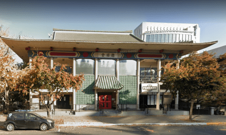 Sacramento Soo Yuen Benevolent Association Vandalised