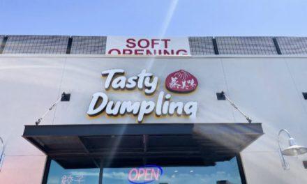 Tasty Dumpling Comes To Sacramento
