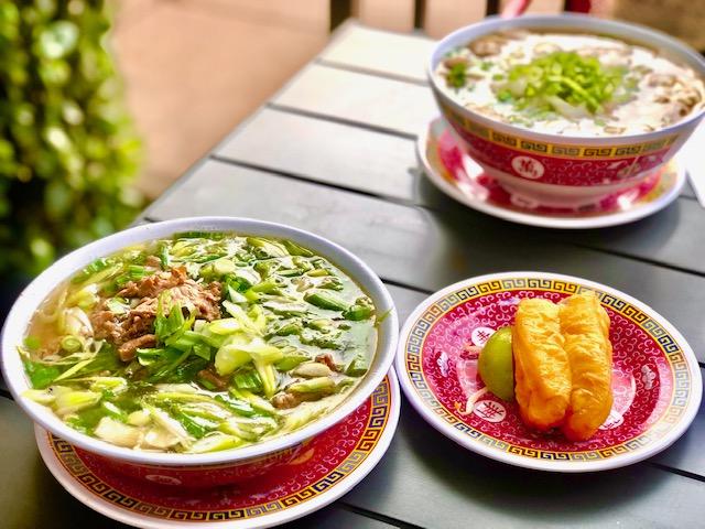 Sit Lo Saigon Brings On THE PHO!