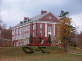 Davis and Elkins is a long-standing insitution in Elkins, WV. Founded in 1904 the college now educates over 800 students on its 170-acre campus.