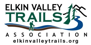 Elkin Valley Trials Association Logo