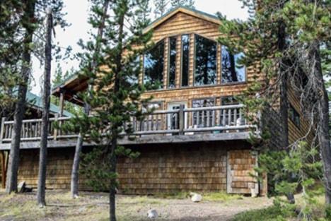 Elk Lake Resort Cabins