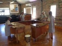 Mrs Mcmaster Gr 5 marimba band