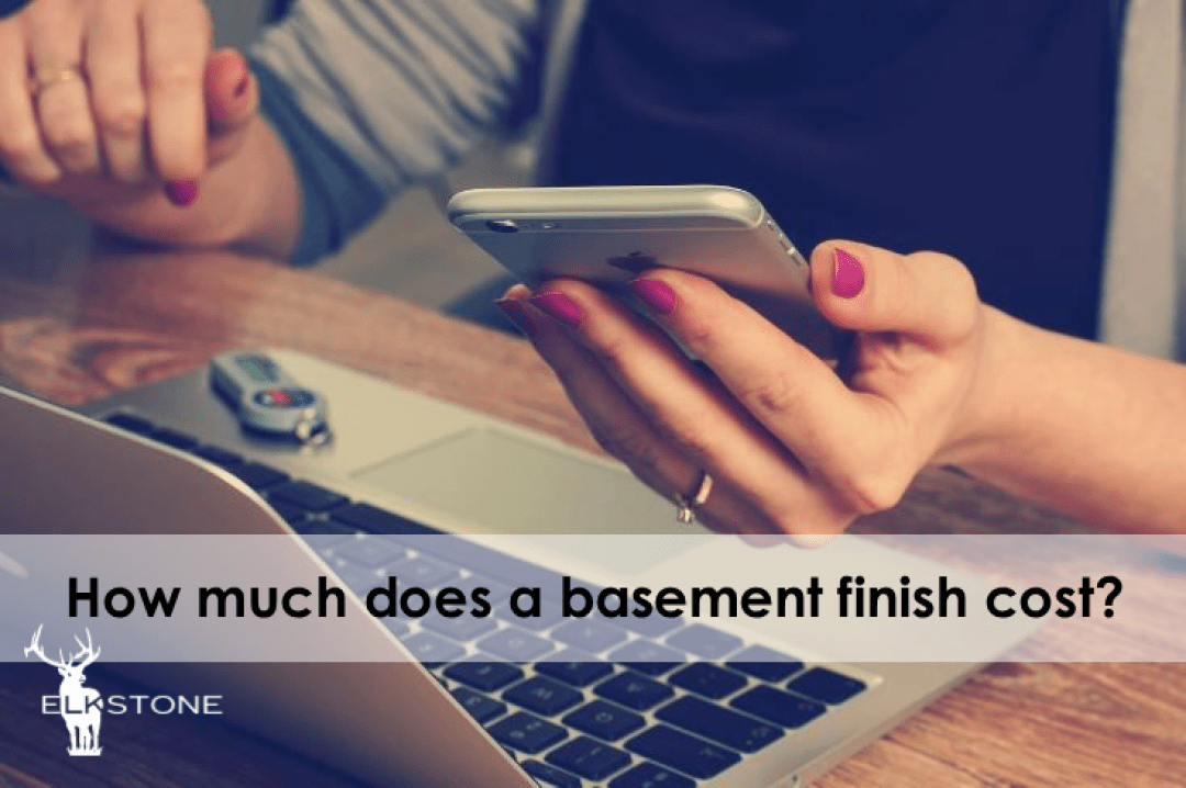 How much does a basement finish cost