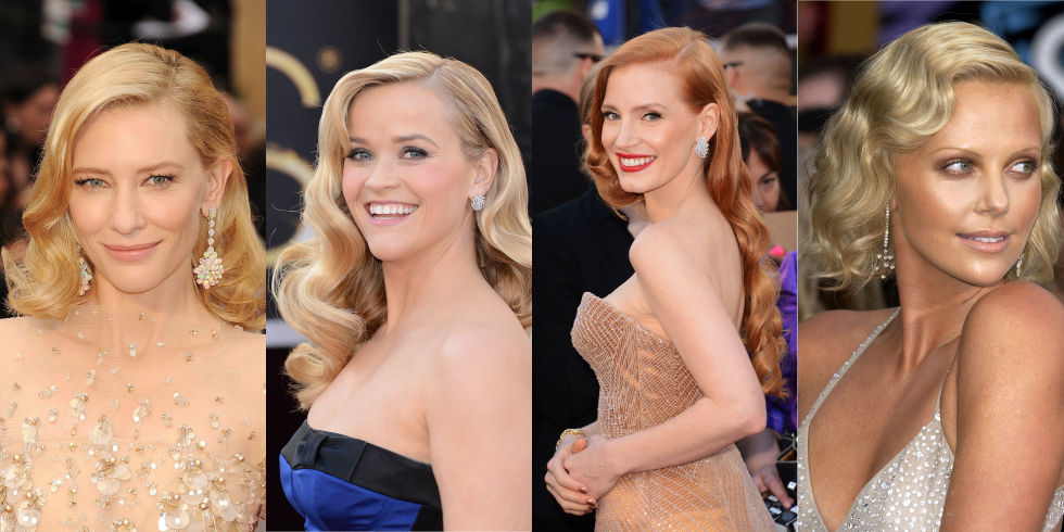 The Top 5 Hair Trends At The Oscars