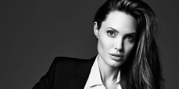 Angelina Jolie Interview - 'unbroken' Life Lessons And Cycle