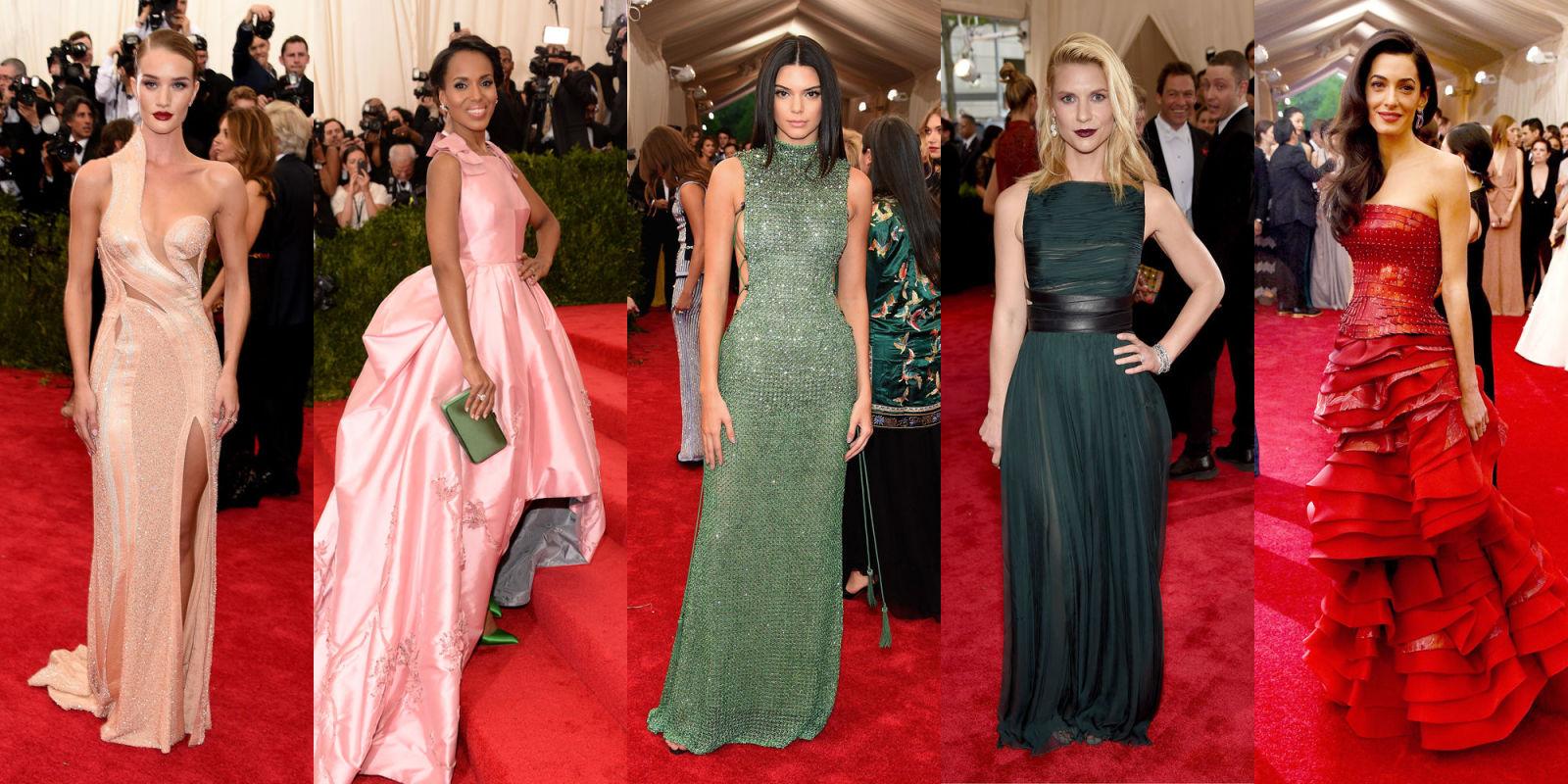 Met Gala Dresses 2015