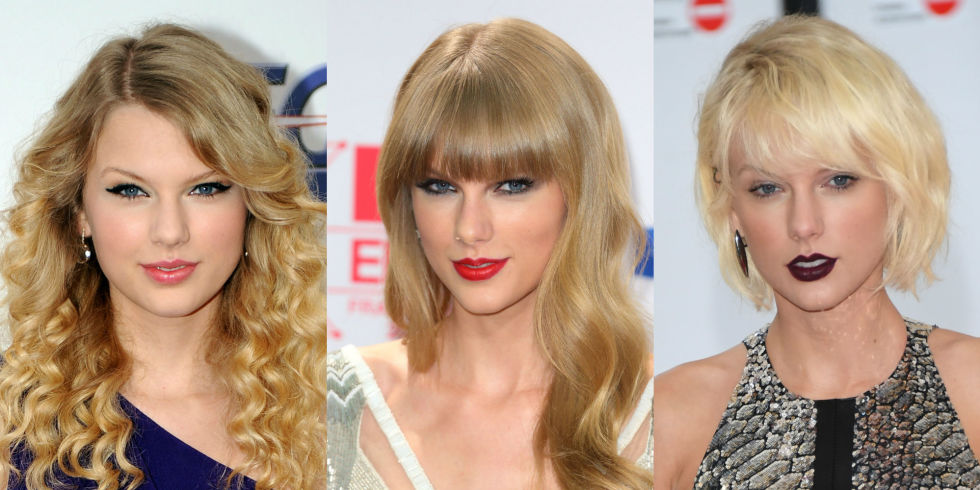 5 Best Taylor Swift Hair Looks Taylor Swift's Signature Hairstyles