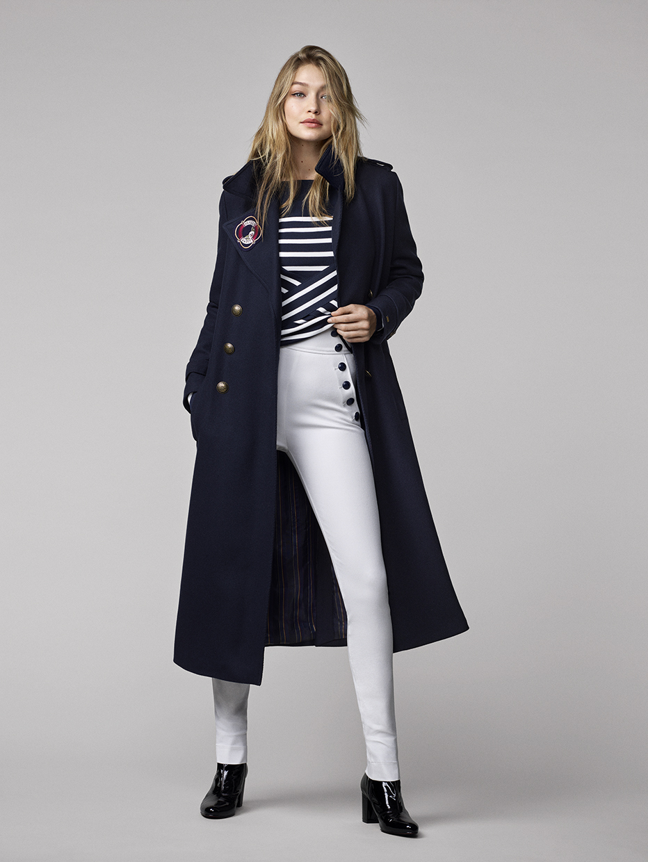 Gigi Hadid For Tommy Hilfiger  See The Complete Lookbook