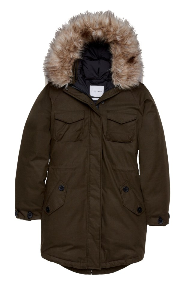 fashion trend reports news g winter parkas