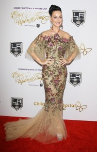 Katy Perry Red Carpet Dresses