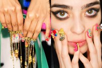 Fall 2017 Nail Trends - Best Nail Ideas From Fall NYFW Runway