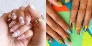 cool summer nail art design